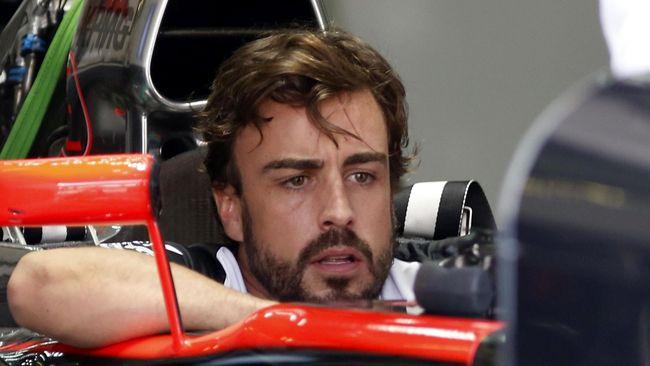 Fernando Alonso Putuskan Pensiun Akhir Musim 2018