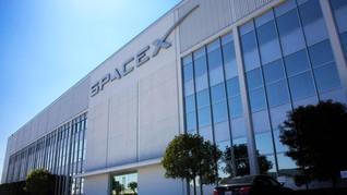 SpaceX Ajukan Izin Bangun Satu Juta Stasiun Bumi