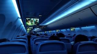 Tips Memilih Lokasi Tempat Duduk di Pesawat