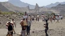 Koalisi Saudi Setop Serang Houthi di Kota Pelabuhan Yaman