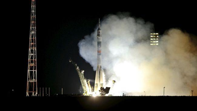 Tur Menjadi Astronot di Rusia
