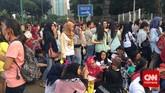 Aksesoris bando berhiaskan nama personel boyband asal Negeri Ginseng 2PM merupakan aksesoris yang banyakdikenakan Hottest yang menjejali arena konser 2PM di Jakarta.