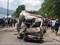 Massa Bakar Sejumlah Kendaraan, Lalu Lintas Manokwari Lumpuh