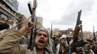 Pemberontak Houthi Klaim Serang Pembangkit Listrik Arab Saudi