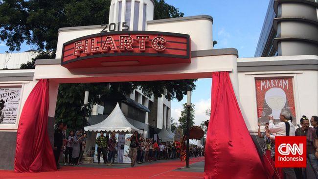 Jumlah Bioskop di Indonesia Jauh dari Angka Minimum