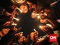 Earth Hour 2017 di Bogor Tawarkan 'Candlelight Dinner'