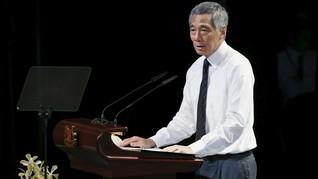 PM Singapura Sempat Jatuh Sakit saat Pidato Kenegaraan