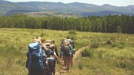 Turis dan Pendaki Gunung Guntur Dipalak Preman