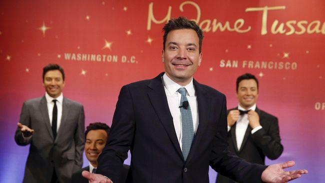Bercanda dengan Donald Trump, Jimmy Fallon Dikritik