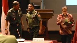 Mabes TNI: Tak Ada Evakuasi Khusus Amunisi Hercules Medan