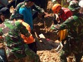 Evakuasi Korban Longsor di Sukabumi Dilanjutkan Pagi Ini