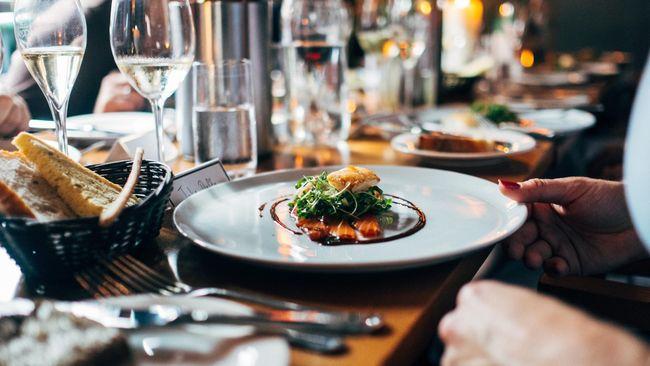 Restoran di Italia Sajikan 'Udara Goreng'