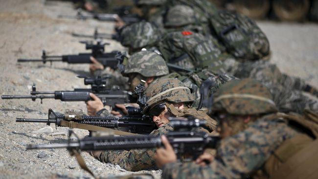 Korut: Latihan Militer AS-Korsel Langgar Kesepakatan