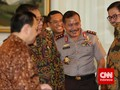 Jokowi Tunggu Tindak Lanjut DPR soal Surat Pencalonan Kapolri
