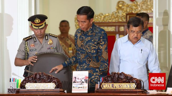 ICW: Jajaran Menteri Jokowi Tak Patuh Laporkan Harta Kekayaan