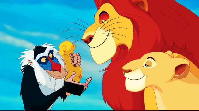 5 Fakta Tersembunyi Film 'The Lion King'