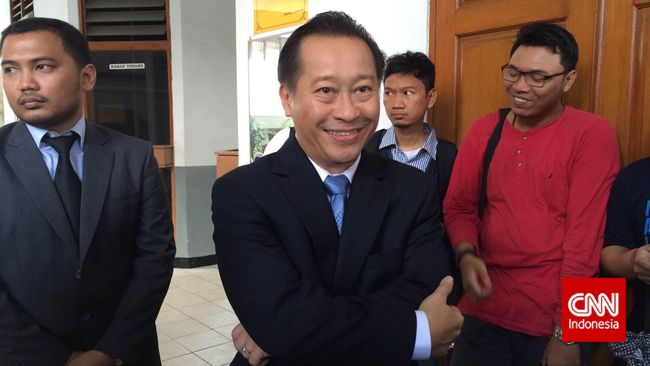 Kuasa Hukum Ahok Laporkan Saksi Mualaf ke Polda Metro Jaya