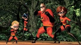 Cuplikan 'Incredibles 2' Cetak Rekor Penonton