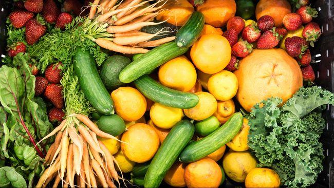 Setengah Makanan Warga Amerika Berakhir di Tempat Sampah