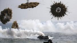 Korsel-AS Lanjutkan Latihan Perang yang Sempat Ditunda