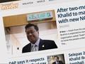 Malaysia Blokir Portal Berita Malaysian Insider