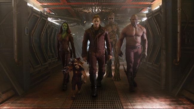 Guardians of the Galaxy 2 Lebih Emosional