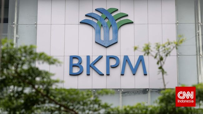 BKPM 'Jualan' 28 Proyek Senilai Rp1.278 T ke China