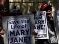 Jelang Pemindahan ke Nusakambangan, Mary Jane Senam Poco-Poco