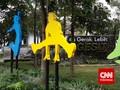 Bandung Punya Taman Baru Bagi Pencinta Hidup Sehat