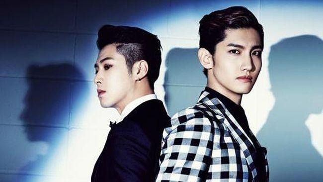 Tak Hadiri Pemakaman, TVXQ Teriakkan Nama Jonghyun di Konser