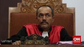 KY Hukum Hakim Sarpin Enam Bulan Non-Palu
