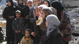 Netanyahu Minta Badan Pengungsi PBB untuk Palestina Ditutup