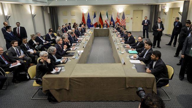 Belum Ada Tenggat Baru Perundingan Nuklir Iran