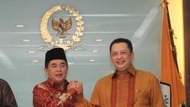 Kursi Panas Ketua DPR, Satu Periode Tiga Pergantian