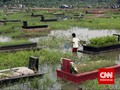 Banjir Menggenangi Sejumlah Wilayah di Jakarta