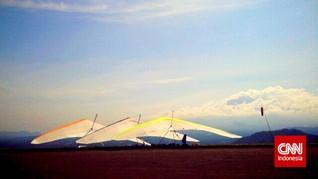 Bukit Munjul, Surga Baru Wisata Udara Jawa Barat