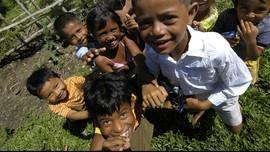 Kesehatan Anak Indonesia Peringkat 117 di Dunia