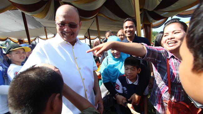 Wali Kota Medan, Penerima Penghargaan Jokowi yang Kena OTT