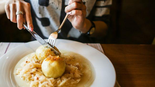 Hindari Makan Berlebih dengan Panduan Porsi Makan Terbaru