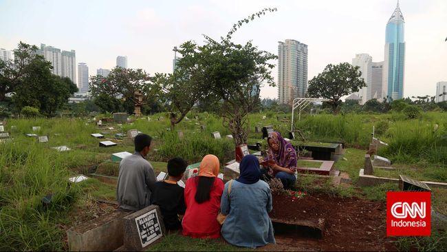 Pemrov DKI Siapkan Dana Rp 426 Miliar untuk Perluasan Makam