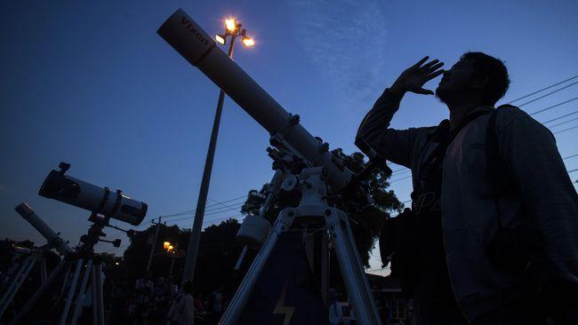 Gerhana Bulan Penumbra Jelas Di Sumatera, Jakarta?