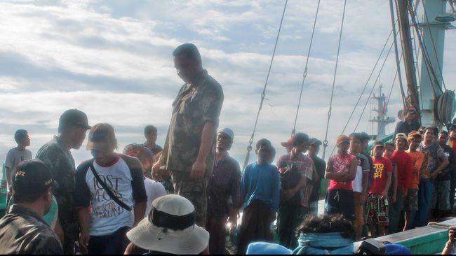 Yosep Penyidik Benjina Ujung Tombak Lawan Illegal Fishing