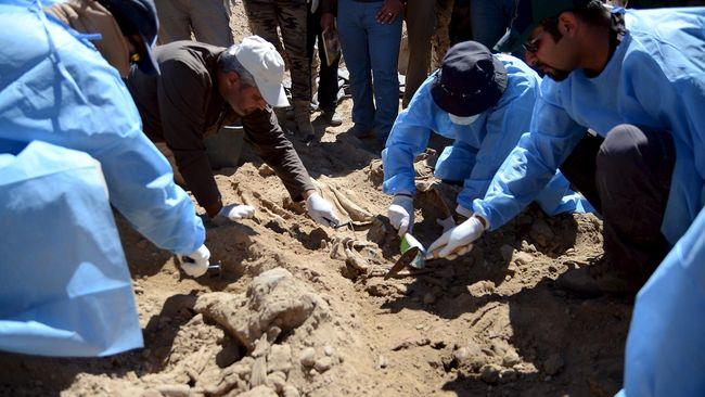 PBB Sebut Temukan 200 Kuburan Massal ISIS di Irak