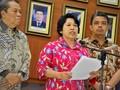 Jokowi Bertemu 'Srikandi' Panitia Seleksi KPK Hari Ini