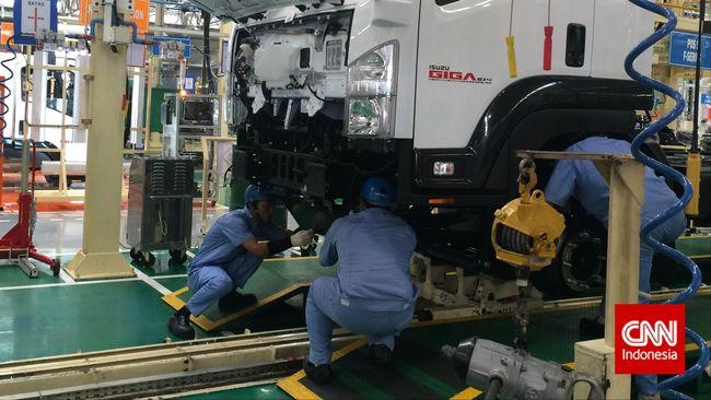 Salip Toyota, Isuzu Lebih Dulu Jadikan RI Basis Produksi