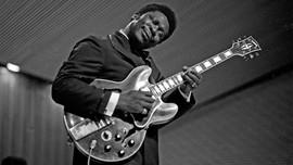 Legenda 'Blues' B.B. King Dilarikan ke Rumah Sakit