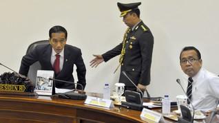 Jokowi Minta Laporan Kepala Daerah soal Pencairan Dana Gempa