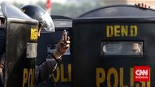 TNI-Polri Gelar Pasukan 34 Ribu Personel Amankan KPU 22 Mei
