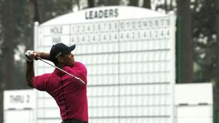 Tiger Woods Takkan Pernah Lagi Merasa Hebat