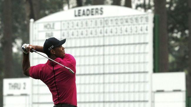 Golf Butuh Juara Berkulit Hitam Seperti Woods